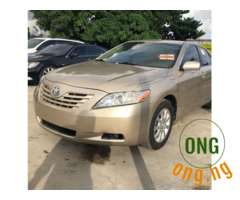 Direct Tokumbo 2007 Toyota Camry LE For Sale