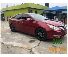 Tokumbo Hyundai Sonata GDI 2013 For Sale
