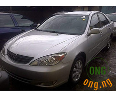 Foreign Used 2006 Toyota Camry XLE For Sale
