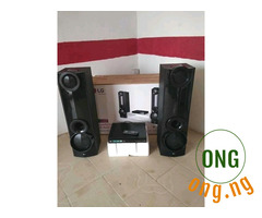 LG body guard home theater